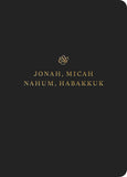 ESV Scripture Journal: Jonah, Micah, Nahum, and Habakkuk | 9781433546785