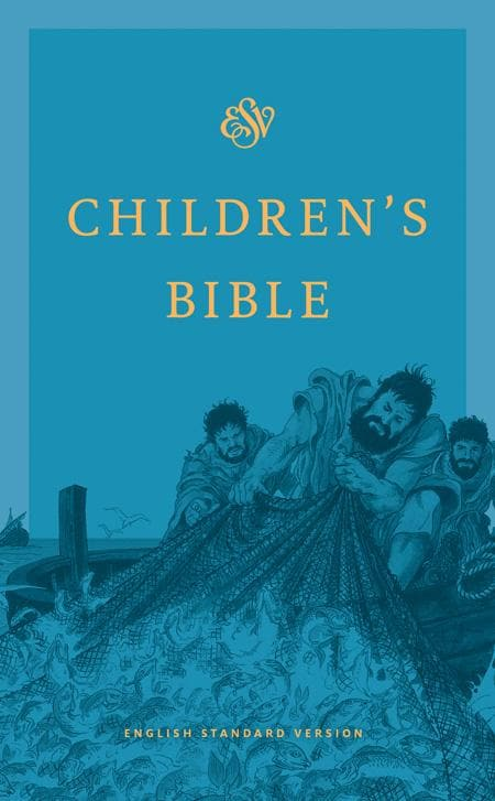 9781433547553-ESV Children's Bible Blue-Bible