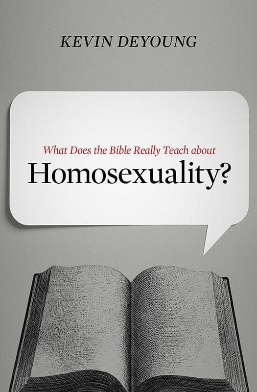 9781433549373-What Does the Bible Really Teach about Homosexuality-DeYoung, Kevin