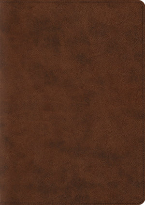 ESV Archaeology Study Bible (TruTone, Brown) by ESV (9781433550416) Reformers Bookshop
