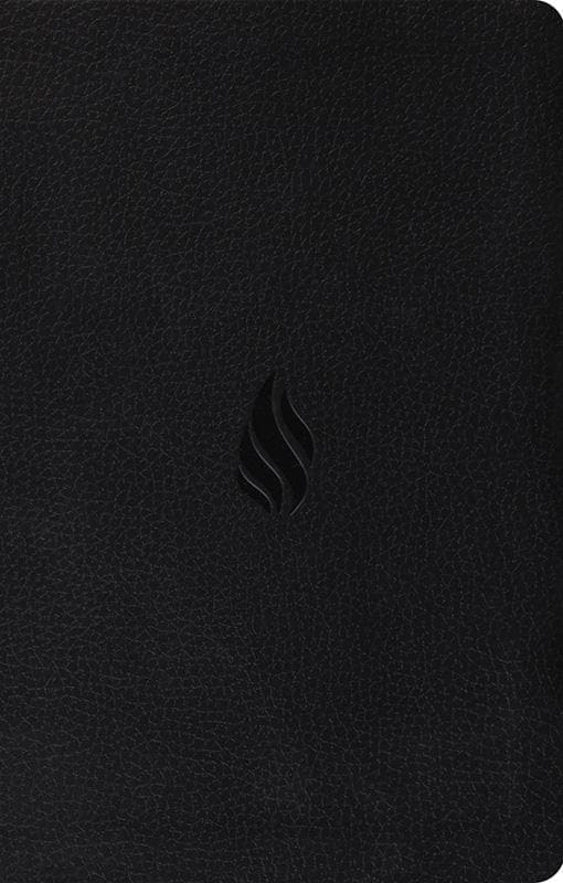 9781433550621-ESV Premium Gift Bible: Midnight: Flame Design-Bible