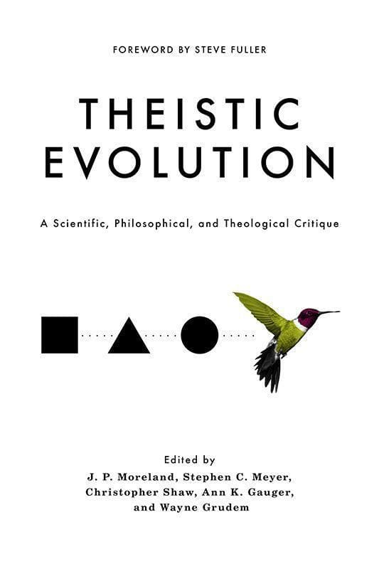 9781433552861-Theistic Evolution: A Scientific, Philosophical, and Theological Critique-Moreland, J.P; Meyer, Stephen C; Shaw, Christopher