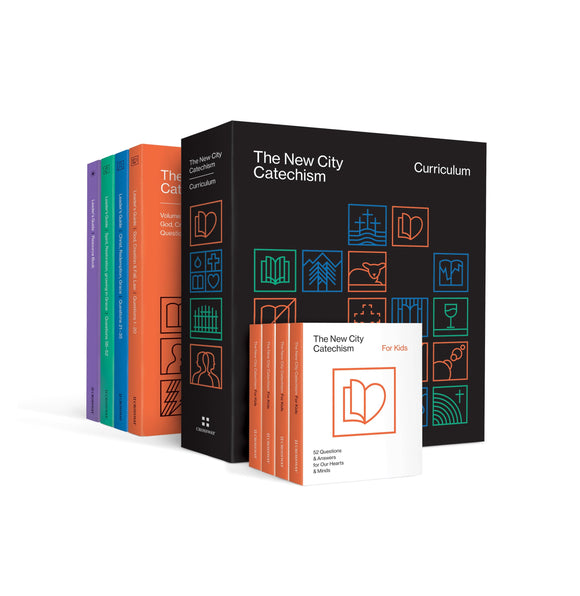 New City Catechism Curriculum Kit, The