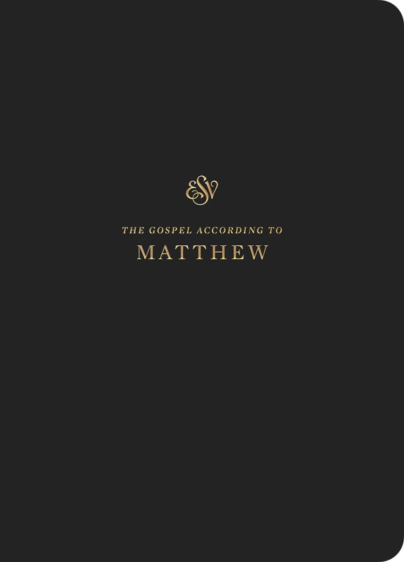 ESV Scripture Journal: Matthew | 9781433560026