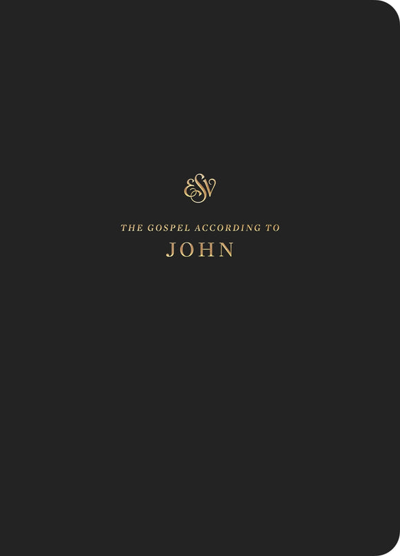 ESV Scripture Journal: John | 9781433560842