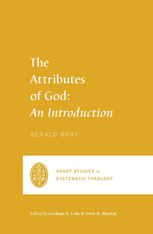 SSST The Attributes of God: An Introduction by Bray, Gerald (9781433561177) Reformers Bookshop