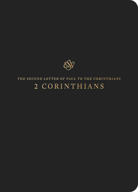 ESV Scripture Journal: 2 Corinthians | 9781433562334