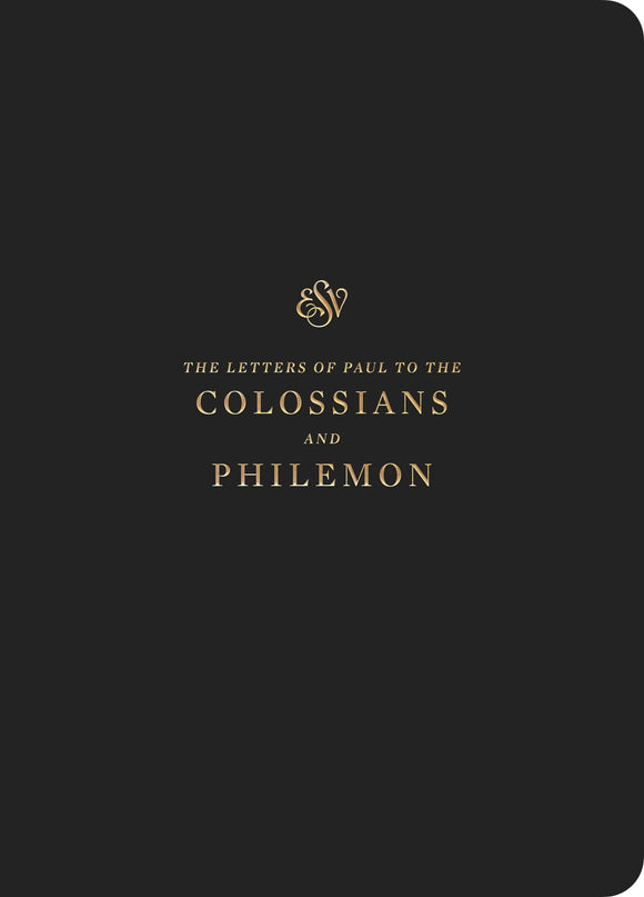 ESV Scripture Journal: Colossians and Philemon | 9781433562365