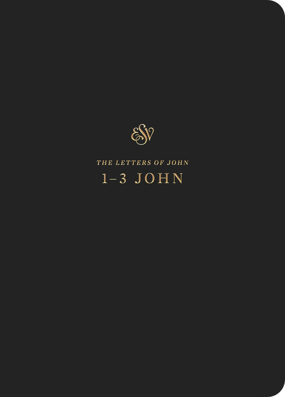 ESV Scripture Journal: 1–3 John | 9781433562426