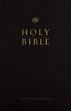 ESV Premium Pew and Worship Bible: Black