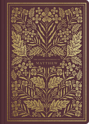 ESV Illuminated Scripture Journal: Matthew | 9781433564833