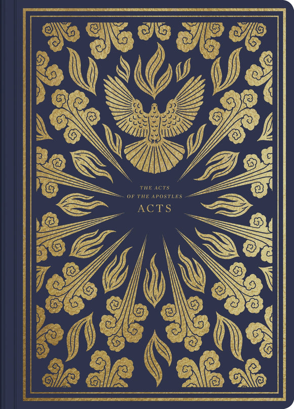 ESV Illuminated Scripture Journal: Acts | 9781433564864