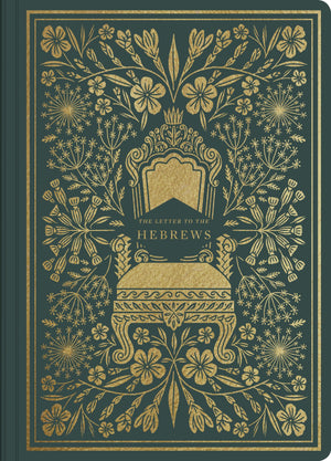 ESV Illuminated Scripture Journal: Hebrews | 9781433564932