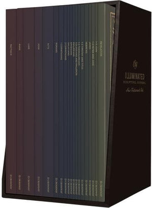 ESV Illuminated Scripture Journal: New Testament Set by Bible (9781433564994) Reformers Bookshop