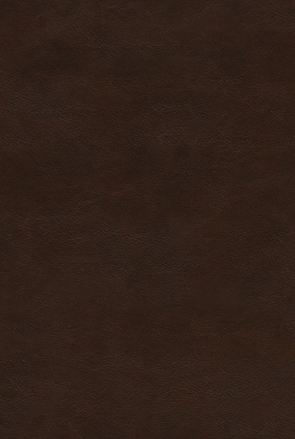 ESV Bible with Creeds and Confessions TruTone® over Board, Brown