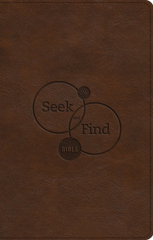 ESV Seek and Find Bible by Bible (9781433566950) Reformers Bookshop
