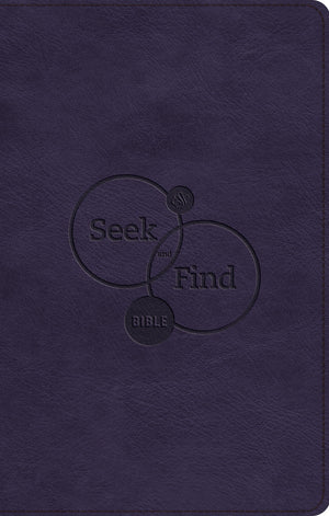 ESV Seek and Find Bible by Bible (9781433566967) Reformers Bookshop