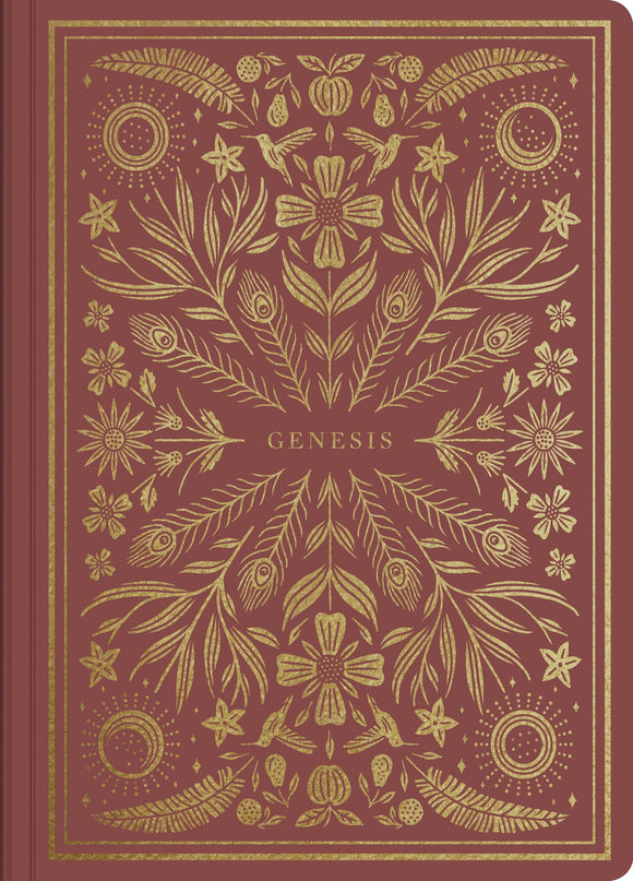 ESV Illuminated Scripture Journal: Genesis | 9781433546297