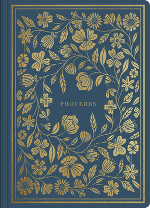 ESV Illuminated Scripture Journal: Proverbs | 9781433546501