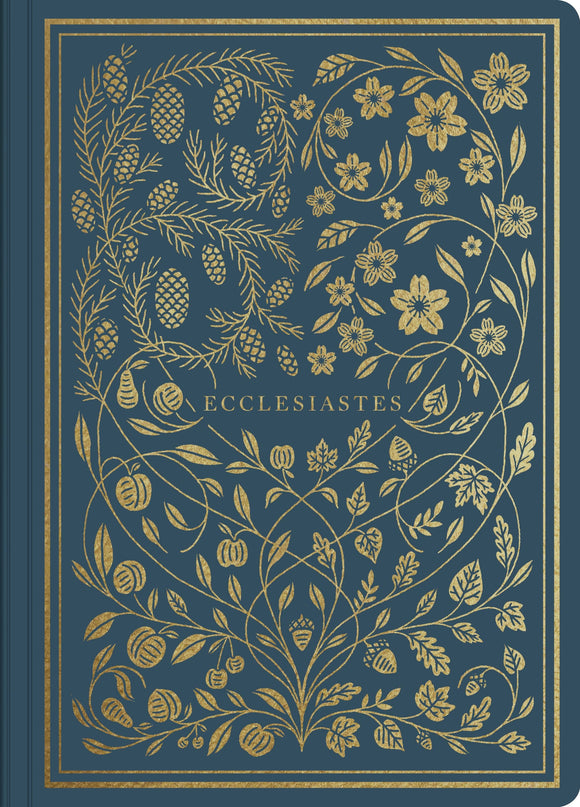 ESV Illuminated Scripture Journal: Ecclesiastes | 9781433546518