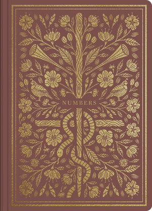 ESV Illuminated Scripture Journal: Numbers | 9781433546334