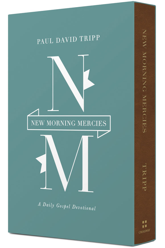 New Morning Mercies: A Daily Gospel Devotional TruTone
