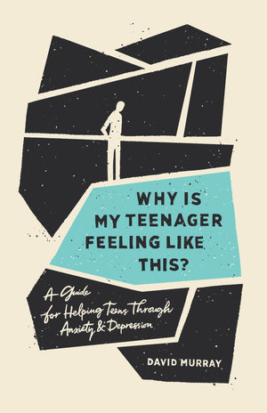 Why Is My Teenager Feeling Like This?: A Guide for Helping Teens through Anxiety and Depression by Murray, David (9781433570759) Reformers Bookshop