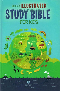 9781433603228-HCSB Illustrated Study Bible for Kids-