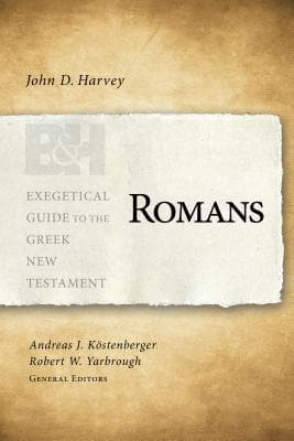 EGGNT Romans by Harvey, John D. (9781433676130) Reformers Bookshop