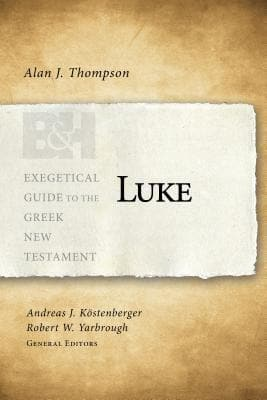 EGGNT Luke by Harris, Murray J. (9781433676178) Reformers Bookshop