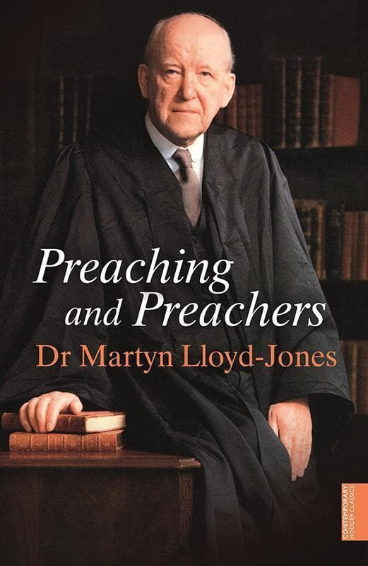 9781444750287-Preaching and Preachers-Lloyd-Jones, Martyn