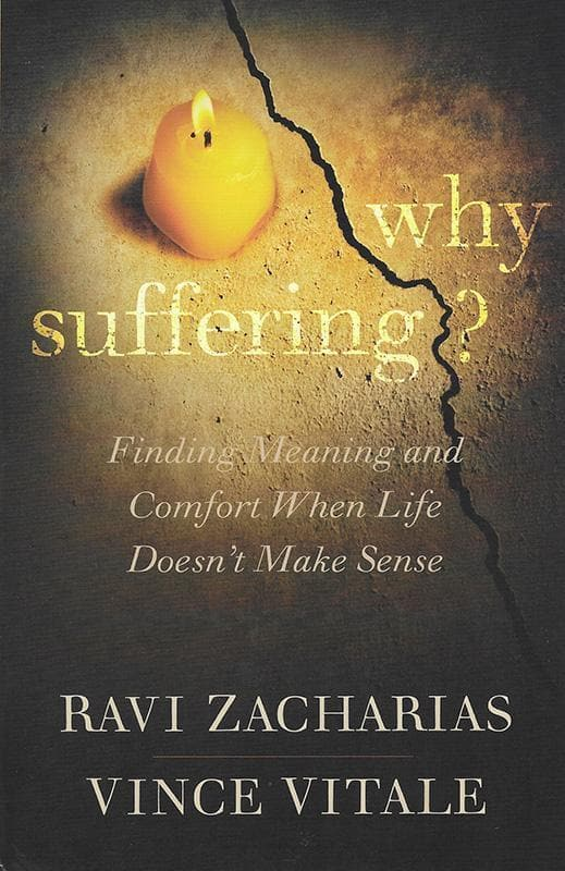 9781455549696-Why Suffering: Finding Meaning and Comfort When Life Doesn't Make Sense-Zacharias, Ravi; Vitale, Vince