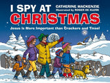 I Spy At Christmas: Jesus is More Important than Crackers and Tinsel