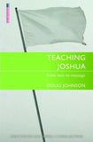 Teaching Joshua: From Text to Message