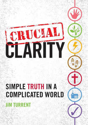 Crucial Clarity: Simple Truth in a Complicated World by Turrent, Jim (9781527105614) Reformers Bookshop