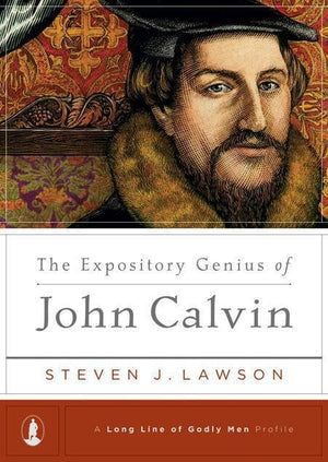 9781567690859-Expository Genius of John Calvin, The-Lawson, Steven J.