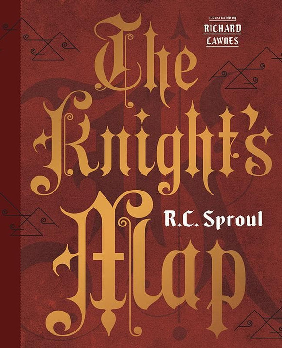 9781567693676-Knight's Map, The-Sproul, R. C.