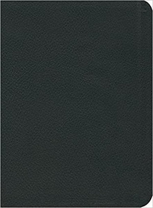 ESV Reformation Study Bible, Black, Montana Cowhide | 9781567694475