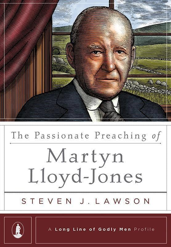 9781567696387-Passionate Preaching of Martyn Lloyd-Jones, The-Lawson, Steven J.