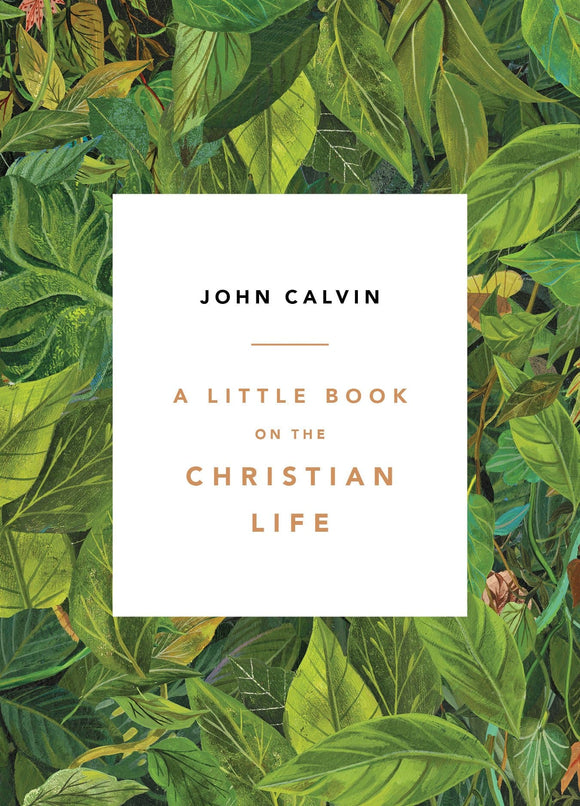 Little Book on the Christian Life, A (Leaves Cover)