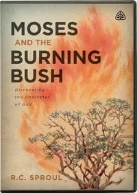 Moses and the Burning Bush [DVD]