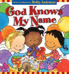 9781581344158-God Knows My Name-Anderson, Debby