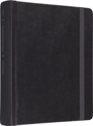 9781581348385-ESV Journaling Bible Original Black-Bible