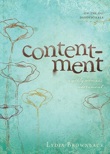 9781581349580-Contentment: A Godly Woman's Adornment-Brownback, Lydia