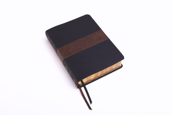 CSB Spurgeon Study Bible, Leather touch