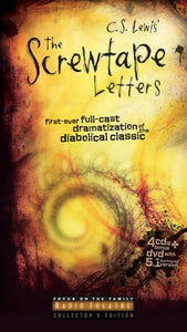 9781589973244-Screwtape Letters, The: First Ever Full-cast Dramatization of the Diabolical Classic-Lewis, C.S.; Arnold, Dave