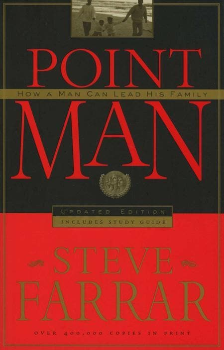 9781590521267-Point Man: How a Man Can Lead His Family-Farrar, Steve