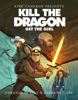 Kill the Dragon, Get the Girl by Hervey, Cheston & Doane, Darren (9781591281887) Reformers Bookshop