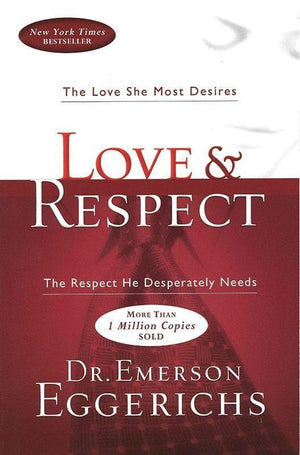 9781591452461-Love and Respect: The Love She Most Desires, the Respect He Desperately Needs-Eggerichs, Emerson