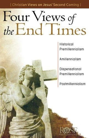 Four Views of the End Times by Jones, Timothy Paul (9781596360891) Reformers Bookshop